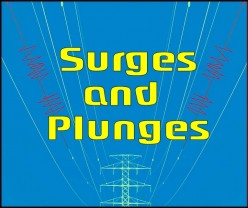 Surges and Plunges - What do you think is the cause (and are they cyclic)?