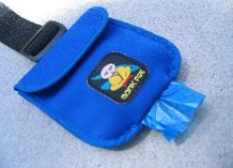 Pup Pak with Pantry Bag Dispenser
