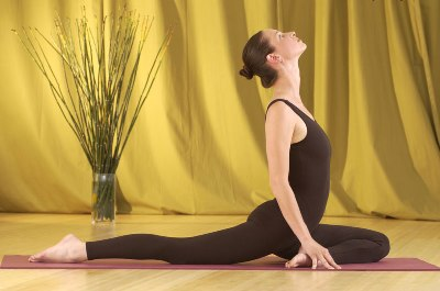 Yoga exercises can help us acheive samadhi