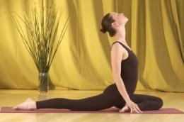 Yoga exercises can help us acheive samadhi