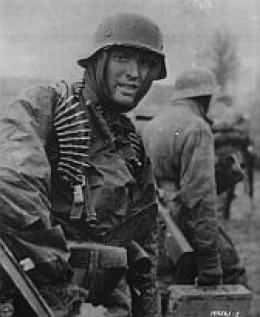 German soldier. Somebodys´son