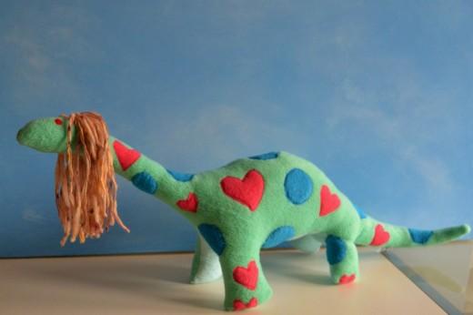 Dino Plush Toy