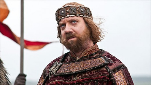 Paul Giamatti  plays King John in the movie Ironclad