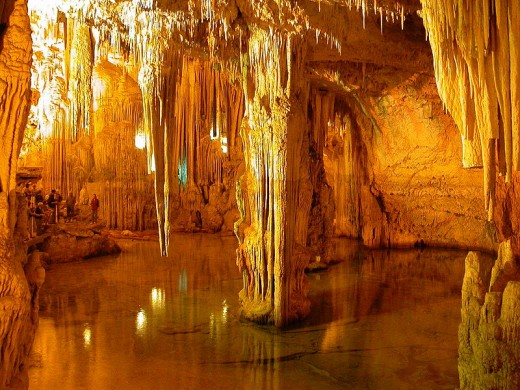 Grotta di Nettuno, Sardinien