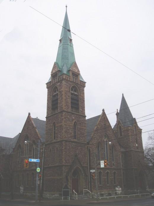 St. Andrew's Lutheran church, Toronto