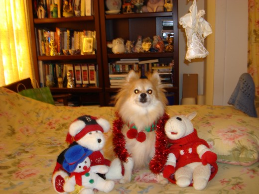 My Sweetie Angel and his Friends