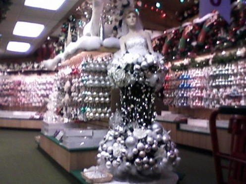 One of dozens of departments at Bronner's CHRISTmas Store in Frankenmuth, Michigan.