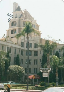 The Hollywood Tower Built in 1929