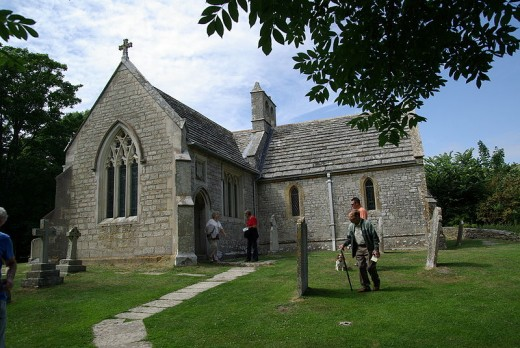 St. Mary's Church, Tyneham