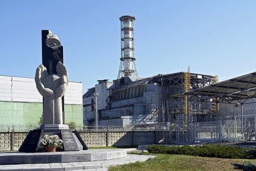 Chernobyl power plant, Chernobyl, Ukraine
