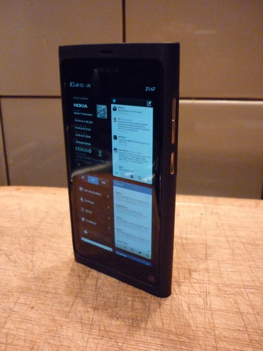 'Stuff running screen@