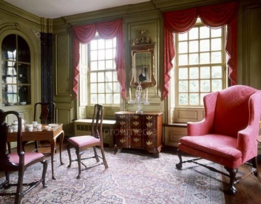 Pictures Of Colonial Period Interiors Joy Studio Design