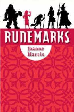 Runemarks, by Joanne Harris. Such a good read!