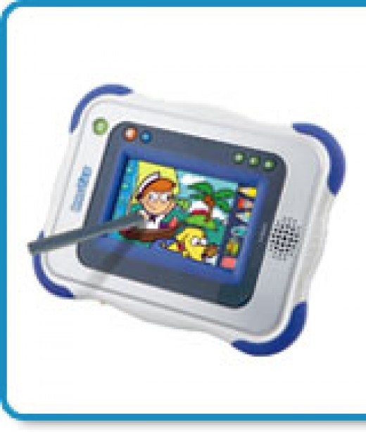 The VTech InnoTab is a great Christmas gift for kids ages 4 to 9.