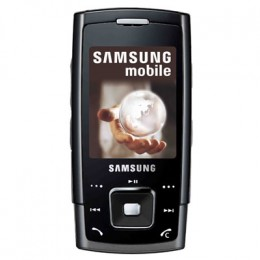 The Samsung SGH-E900