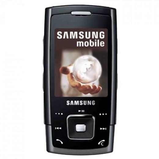 The Samsung SGH-E900
