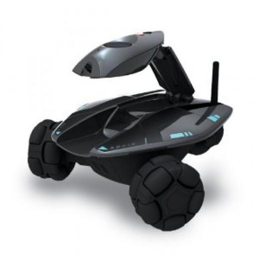 The Rovio Robot Mobile Webcam
