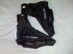 Prendas Ciclismo Aquatex Overshoes Review - Waterproof And Warm Winter Cycling