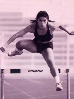 ELMA MUROS, Philippines' long jump queen