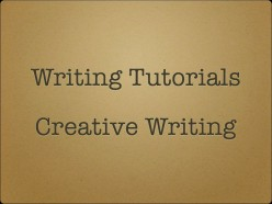 Writing Tutorials: What is Creative Writing? Ideas and Examples for Writing a Story