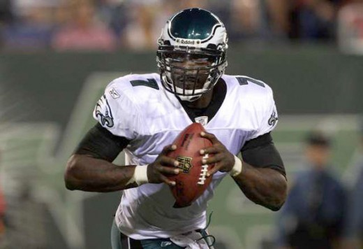 Michael Vick has the Eagles turned around and hopes to keep momentum against the Bears on MNF.