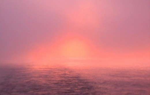 Arctic Sunset 2 - going to Kandalaksha, Russia (June, 2009) from Travel Man's photo galleries