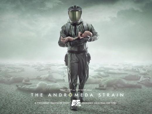 The Andromeda Strain (2008) TV Adaptation