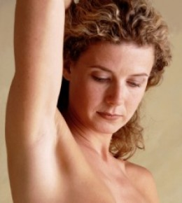 Persistant Sweating Underarms (Hyperhidrosis)