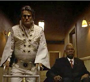 Elvis & JFK