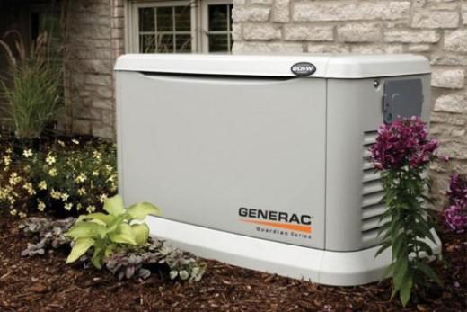 Generac 20kw Standby Generator