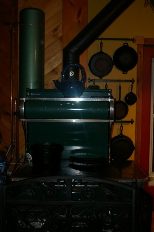 My Oval Cook Stove