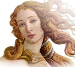 Aphrodite: The Greek goddess of like.