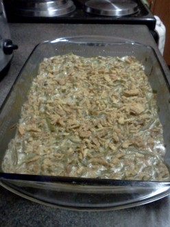 Quick & Easy Green Bean Casserole