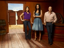 Gail, Padma and Tom