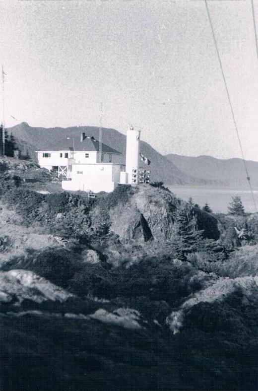 Kains Island Light Station