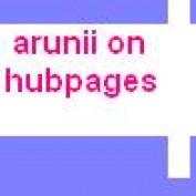 arunii profile image