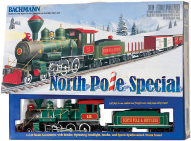 Bachmann G Scale North Pole Set