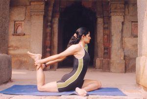 Best Poor Posture Treatment is Yoga