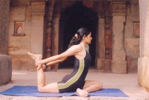 Best Poor Posture Treatment is Yoga