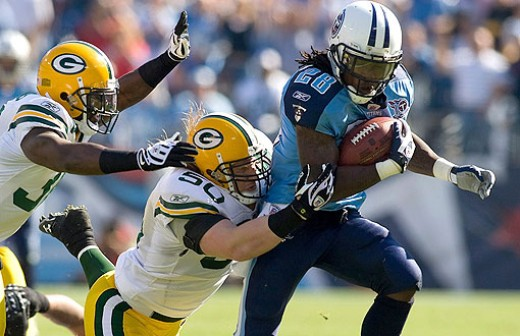 CJ2K has a dismal 300 yards and one touchdown midway through the season.
