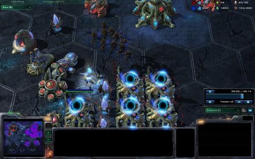 Main base: destroyed