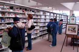 Public Library Great For Researching Your Articles