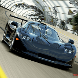 Forza 4. Driven to succeed.