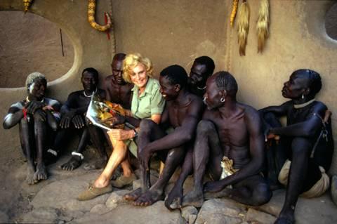 Riefenstahl in Africa