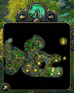 Might and Magic Heroes 6 In the Wake of Adversity - Map to Victory