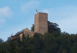 Yburg ruins, Black Forest