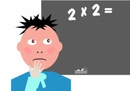 I may already know 2 times 2 is the same as 2 plus 2, one of the oddities of life. But I can't remember where I sat yesterday. Does it matter?