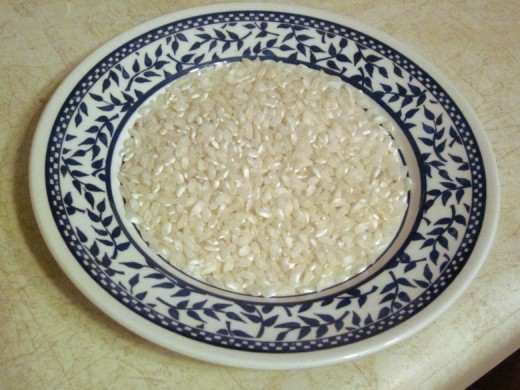 Arborio Rice – photo by timorous.