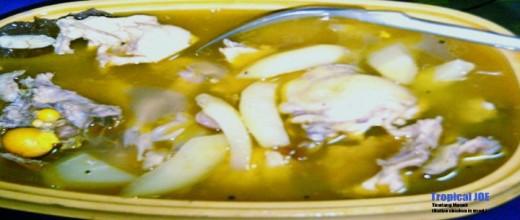 TINOLANG MANOK - Stewed Chicken