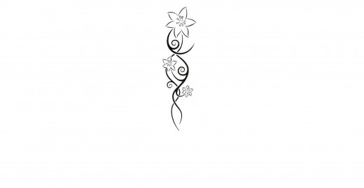many feminine tattoo designs and seem to be frequently adding more.